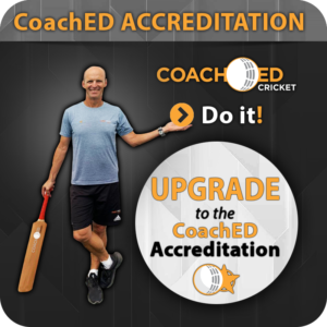 CoachED Accreditation Coaching Package UPGRADE