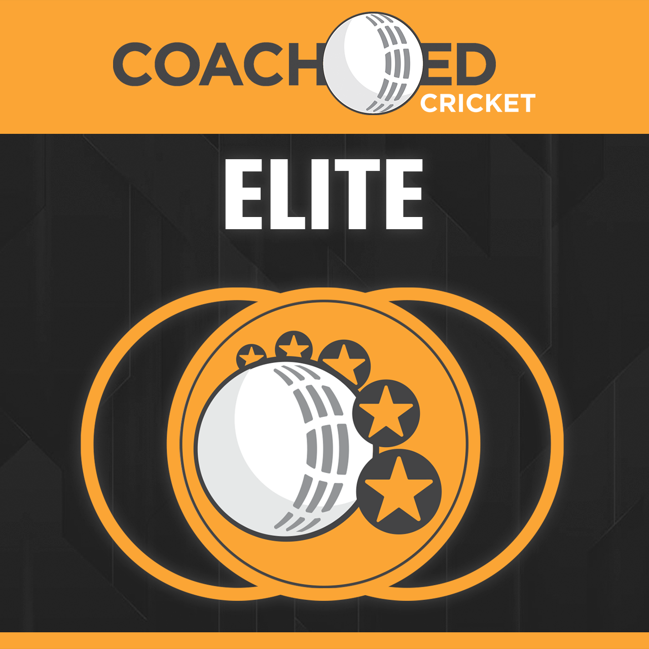 CoachED Cricket ELITE Accreditation Apply