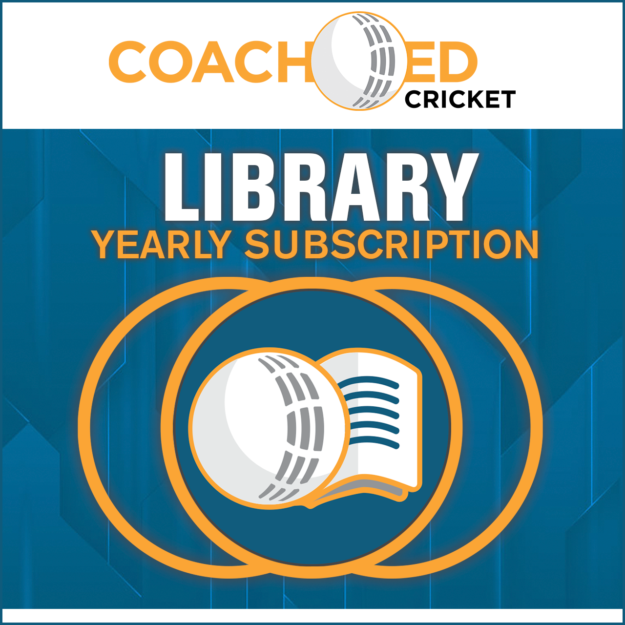 CoachED Membership Library Yearly Subscription