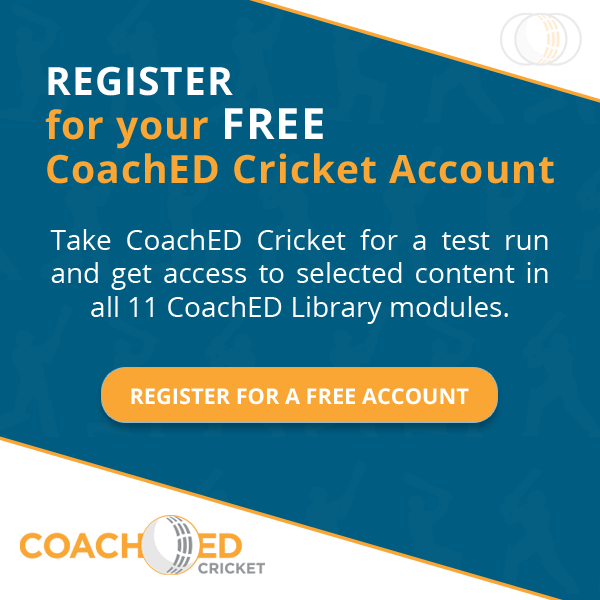 CoachED Free Account Registration