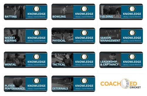 CoachED library membership